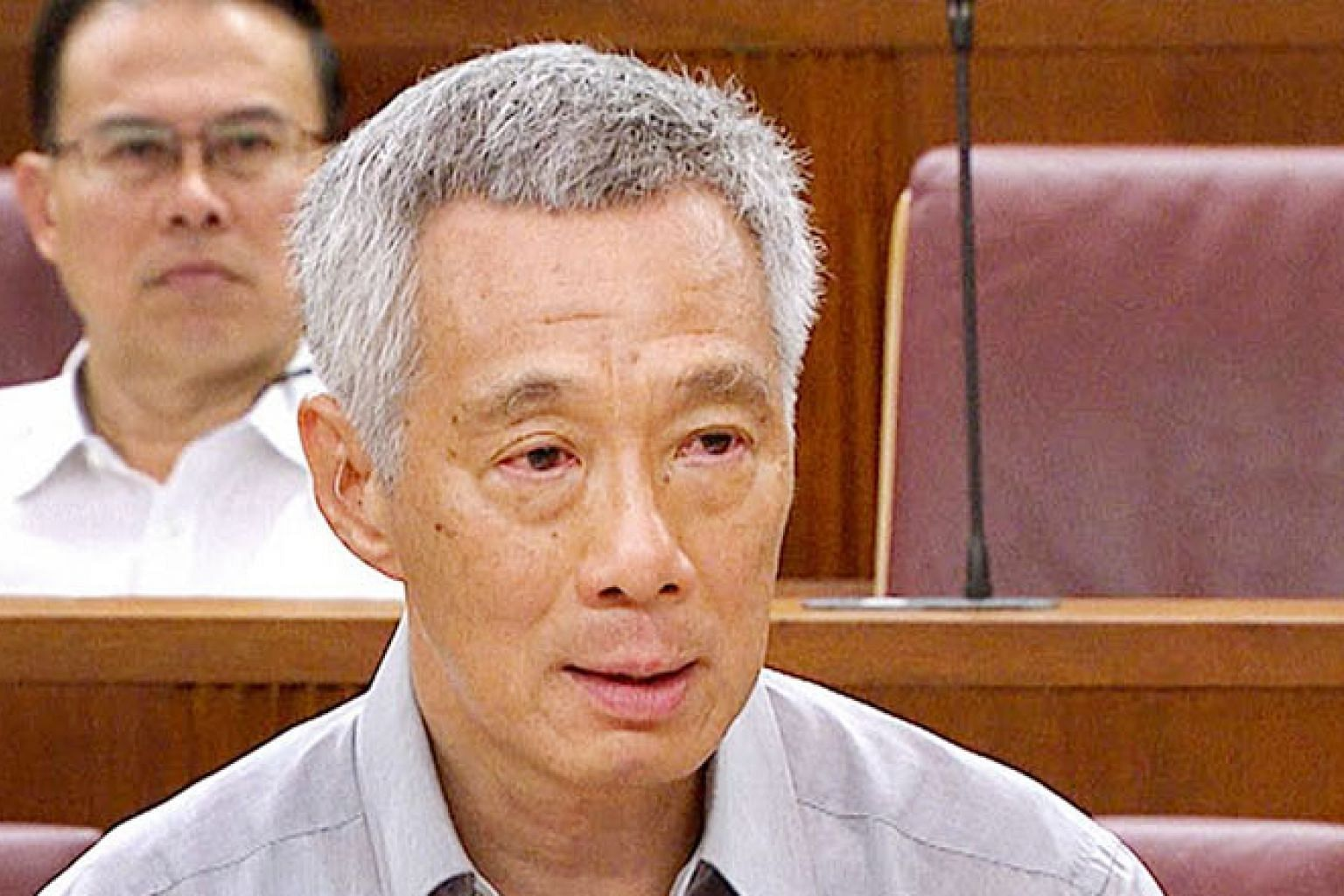 Prime Minister Lee Hsien Loong said his purpose has not been to pursue a family fight, but to clear the air, and to restore public confidence in the system. He said that with the benefit of the statements and debate in Parliament, Singaporeans are no