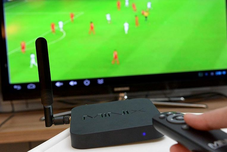 Android Set Top Boxes For Tv Streaming Copyright Or Wrong
