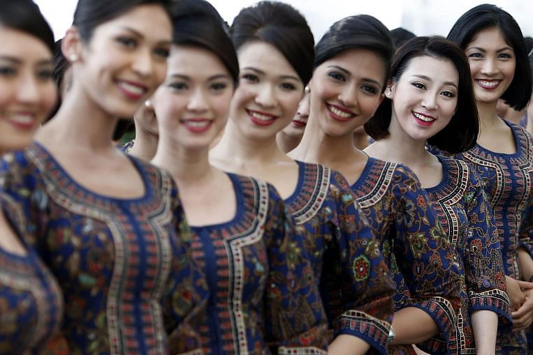 Image result for singapore airlines stewardess