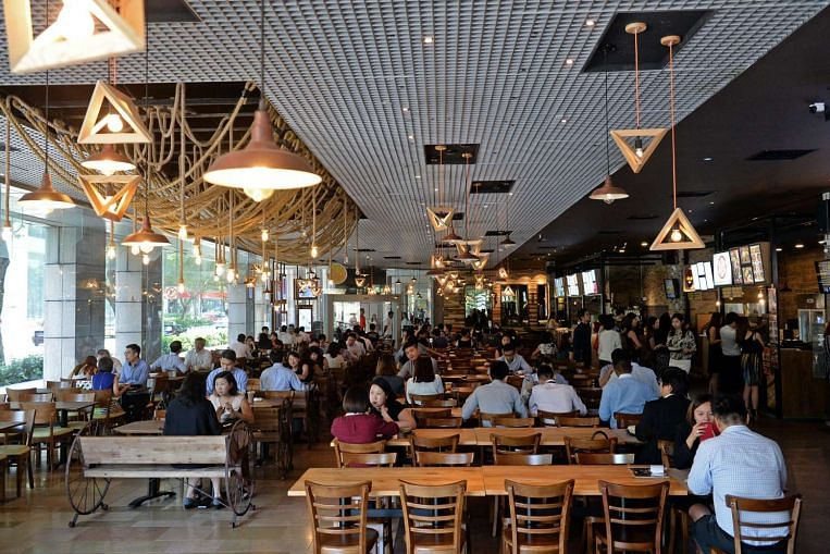 Reinventing The Food Court Food News Amp Top Stories The