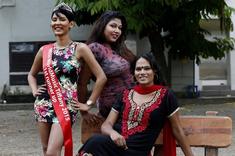 Beauty pageant for transgender women gets more support from public