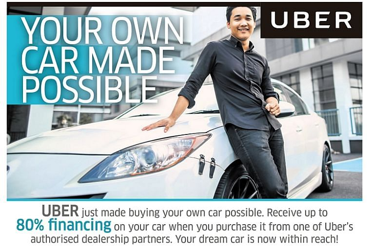 Uber helps car buyers overcome loan limits, Transport News