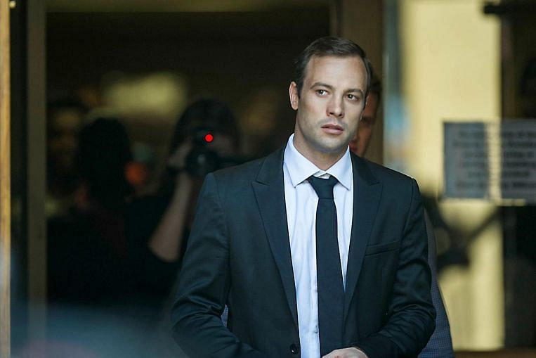 South Africas Oscar Pistorius Faces Return To Jail For Murder Of