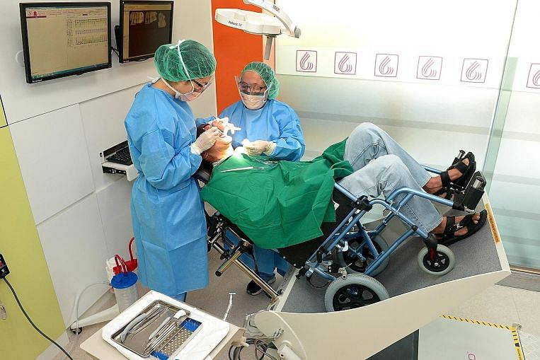 Dental Clinic Caters To Special Needs Singapore News