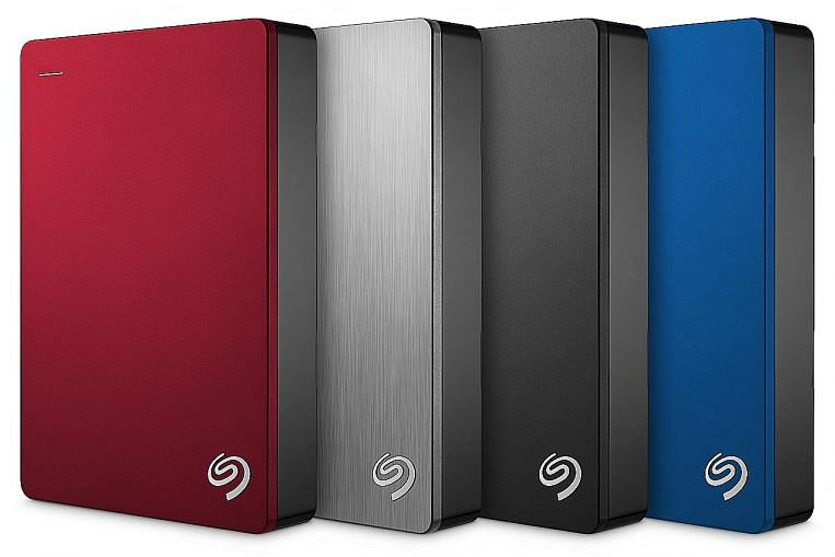 Ample storage with this seagate high capacity drive pcs for Ample storage