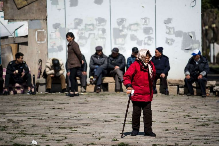 China's elderly live longer, but are less fit: study