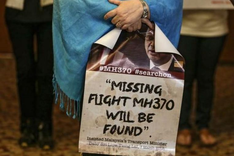 Malaysia says Seychelles debris not from missing MH370 plane