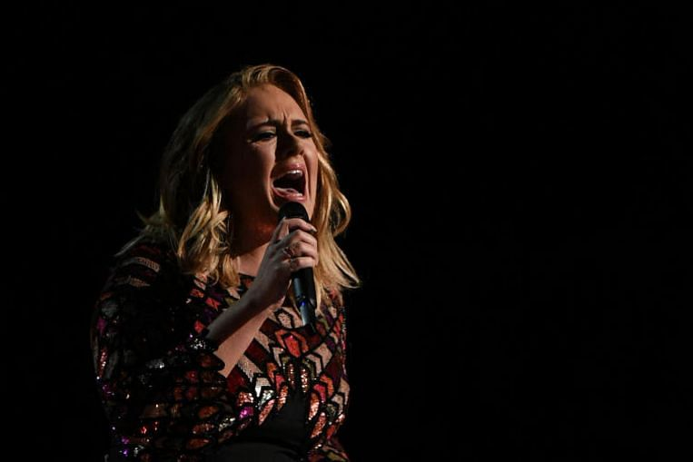 Stars Like Adele Keep Losing Their Voices Because They're