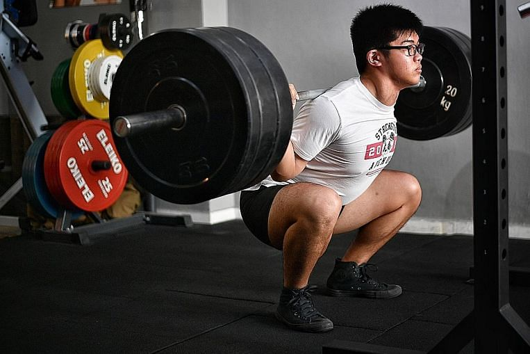 over 60 powerlifting