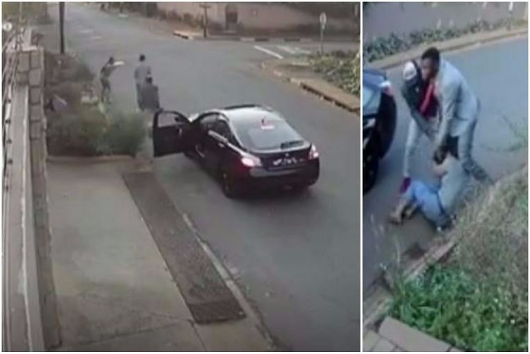 Thesis or your life? South African student resists armed robbers to hold onto master's thesis