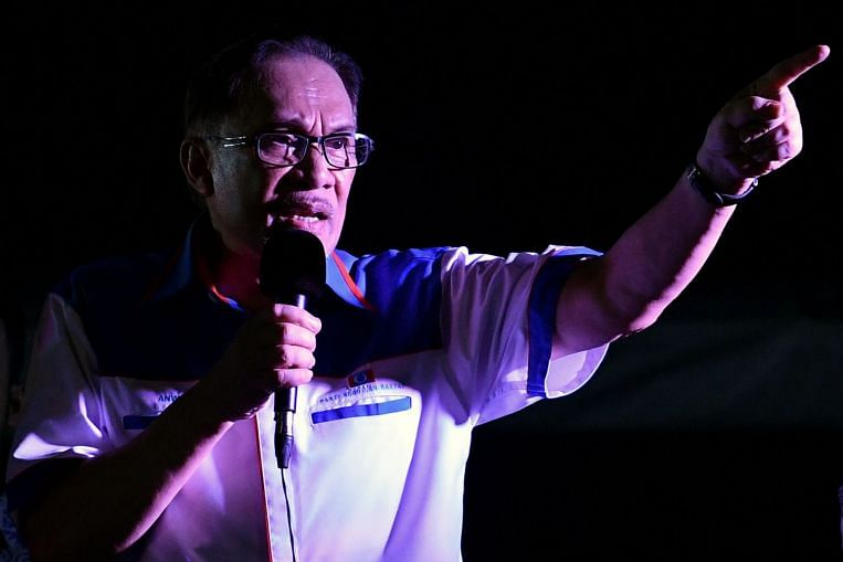 'Look into the mirror first': Anwar Ibrahim takes swipe at Pakatan MPs with Cabinet aspirations