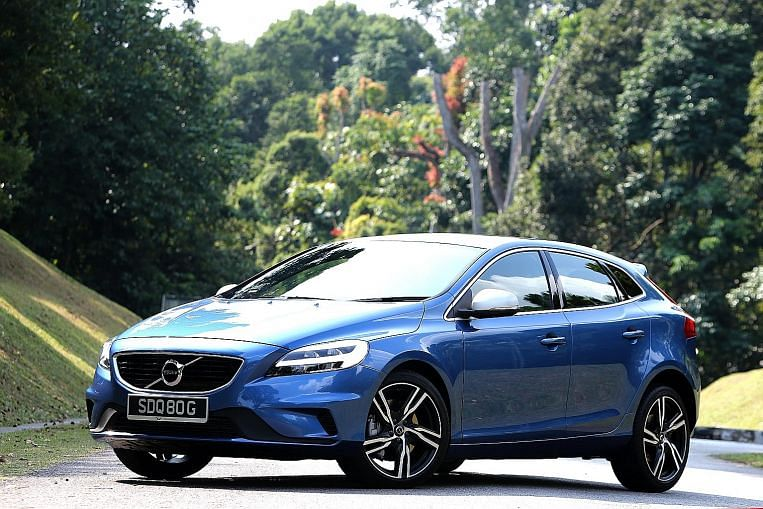 Volvo V40: V Is For Verve, Motoring News U0026 Top Stories   The Straits Times