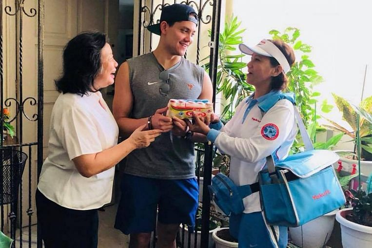 d0d3a58d4 Swimming: Joseph Schooling and parents featured in new Yakult Singapore  campaign – Asean Breaking News