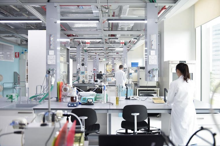 straitstimes.com - Janice Heng - Pharma giant Merck opens $20m testing lab in Singapore