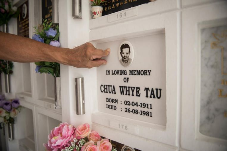 Fake Marble Plaques Used For 8 600 Niches In Mount Vernon Columbarium Re Location Exercise Asean Breaking News