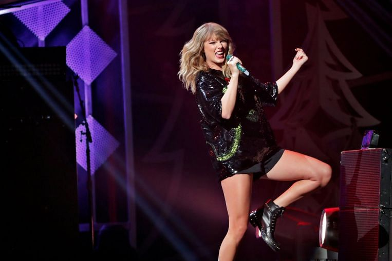Taylor Swift gets political: What the US pop star did or did not say over the years