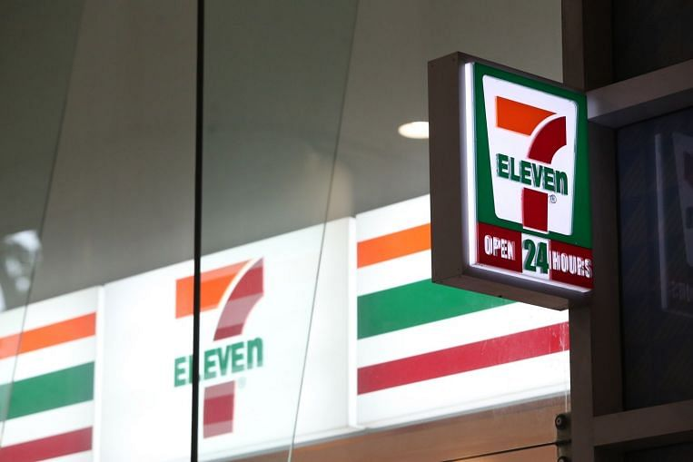 Collect parcels from 7-Eleven, as part