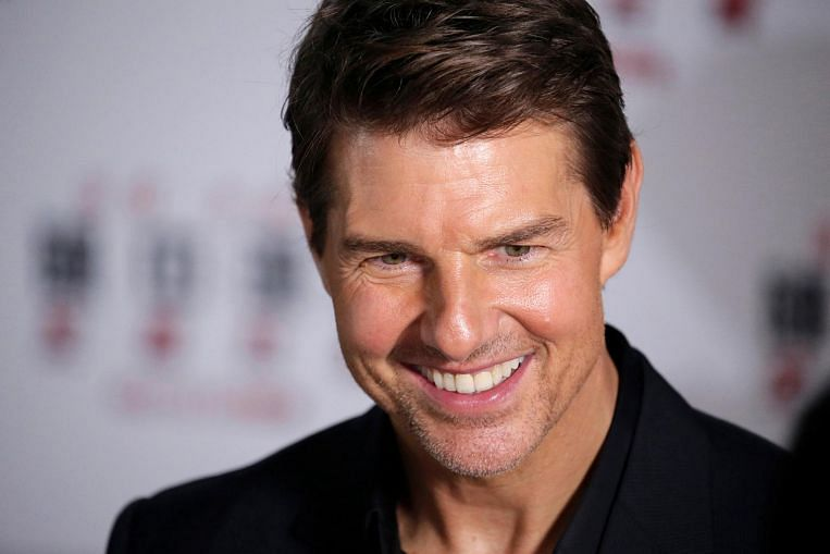 Tom Cruise axed, 'not ...