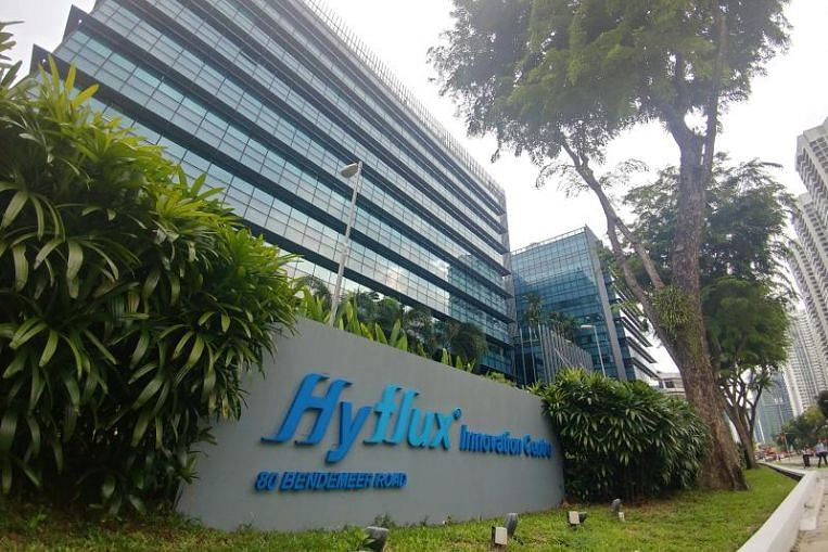 Hyflux says perpetual and preference shareholders will lose everything in liquidation