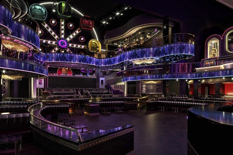 Singapore's largest nightclub Marquee to open at Marina Bay Sands in April
