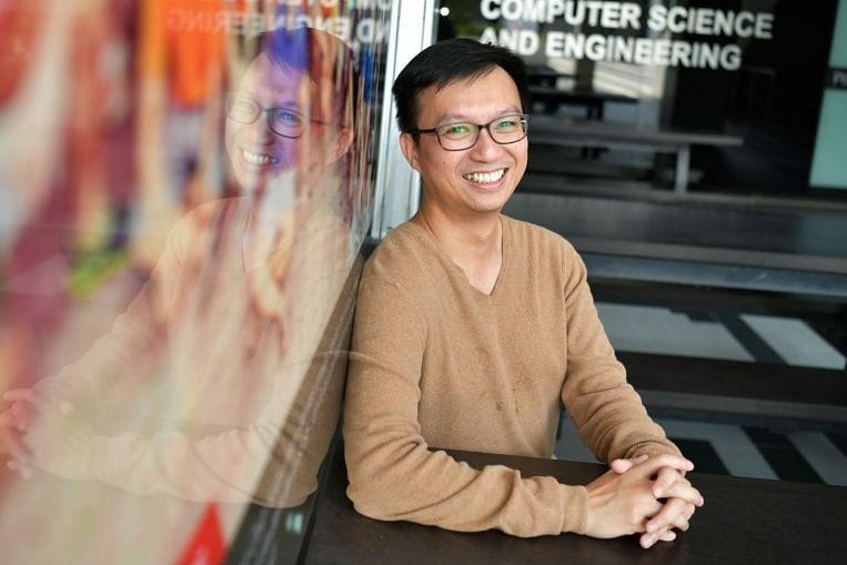 Insurance agent, 37, who gave $100K to NTU: 'I don't need the biggest house or the best car.'