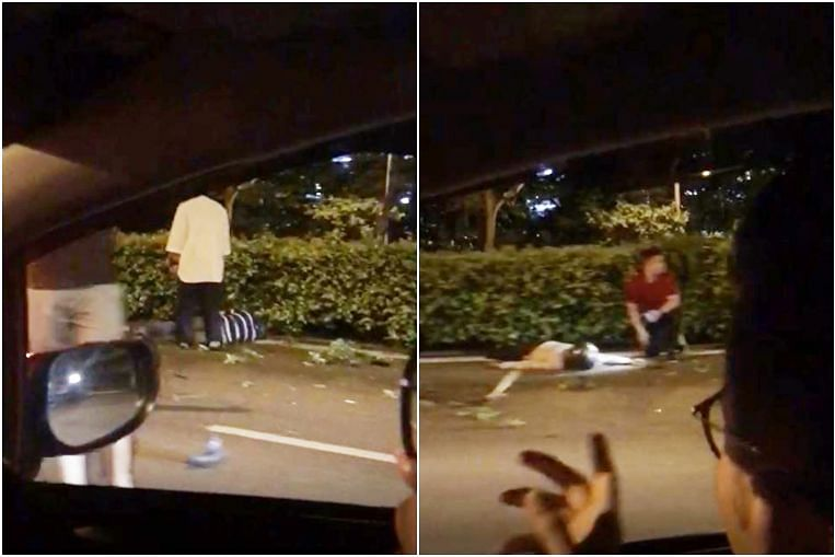 70-year-old pillion rider killed in TPE accident, motorcyclist arrested