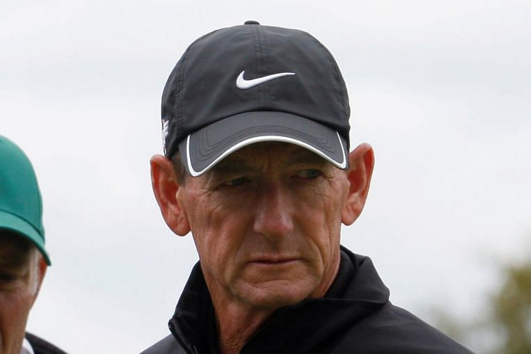 golf  instructor hank haney suspended by pga tour radio