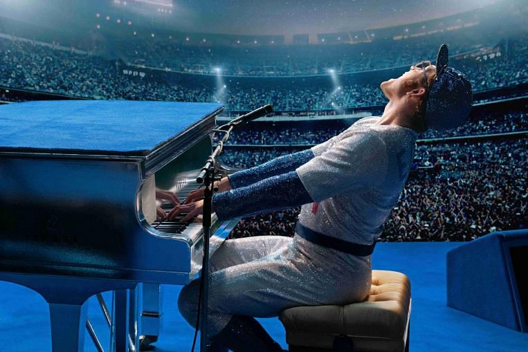 Movies On My Mind: The best movies about music showmen put on a show, like Rocketman