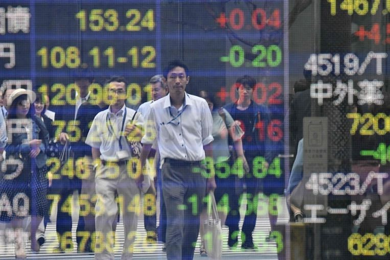 Asia shares pin all on dovish Fed, risk disappointment