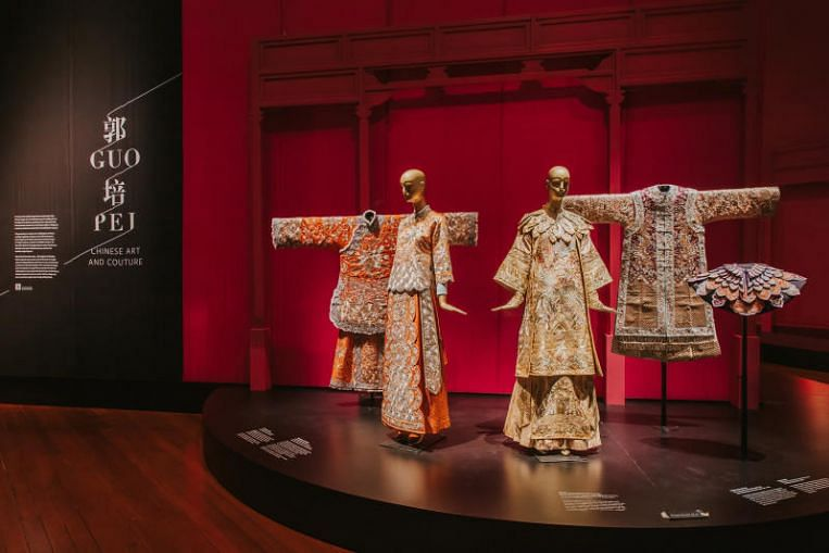 5 highlights from Guo Pei: Chinese Art and Couture exhibition