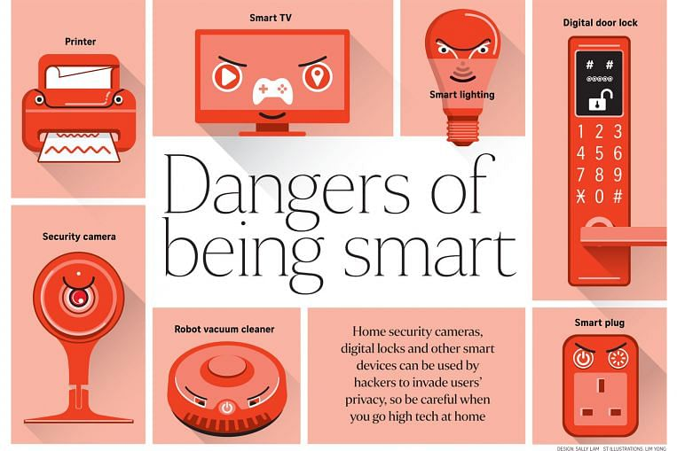 Dangers of being smart, Tech News & Top Stories - The Straits Times