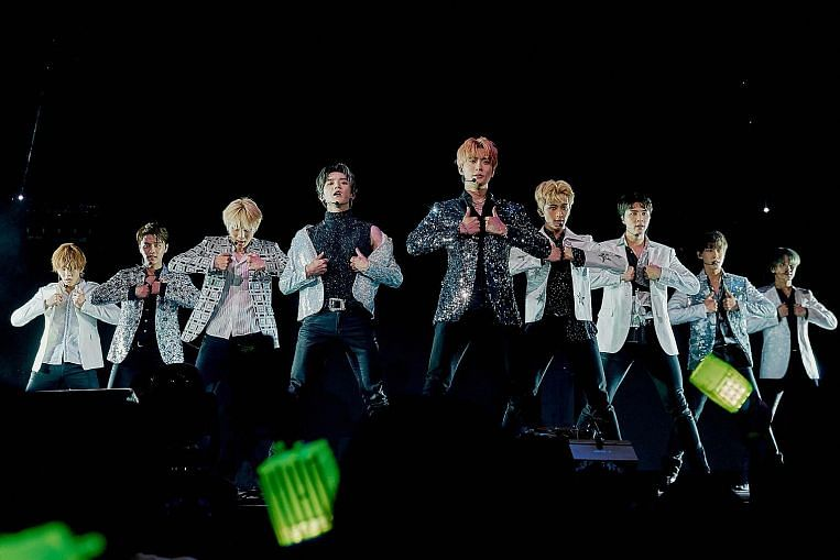NCT 127 promise a big show here