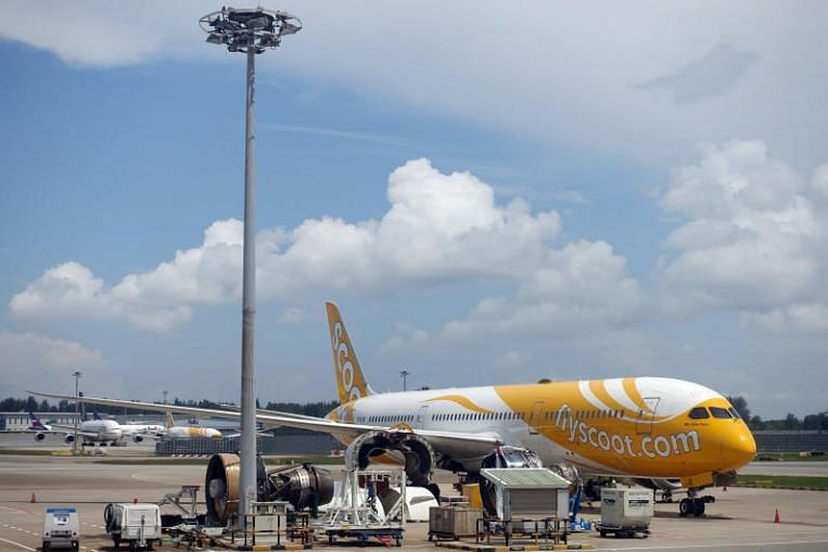 Scoot flight makes u-turn back to Singapore - half an hour from Hong Kong airport
