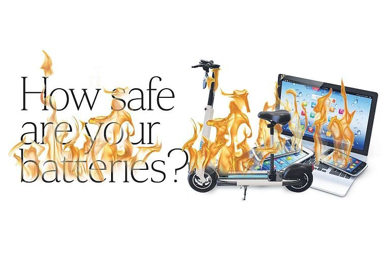 How safe are your batteries?
