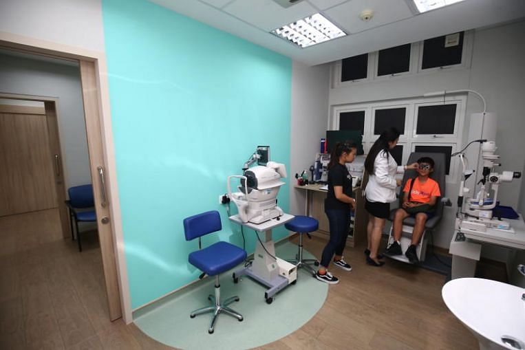 Myopia centre opens in Bedok to explore new model of care; nearly nine in 10 expected to suffer from condition by 2050