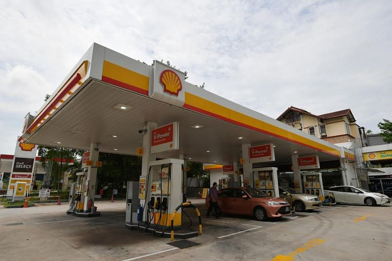 Shell rolls out electric vehicle charging points at fuel stations