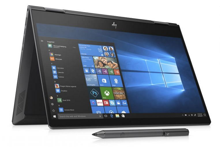Tech review: HP Envy x360 13 is a stylish convertible