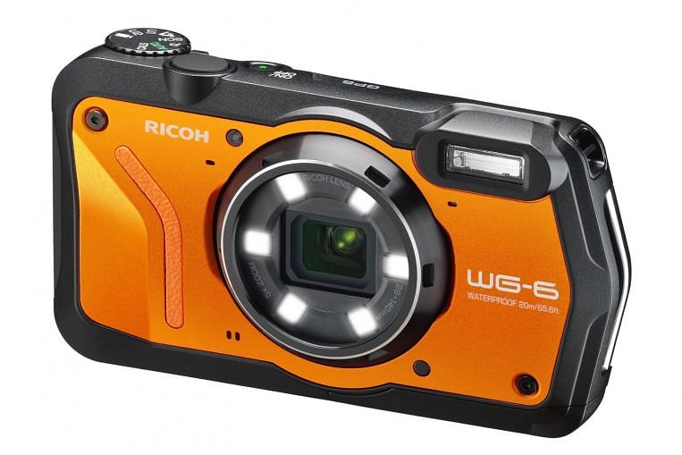 Tech review: Ricoh WG-6 is a tough rugged camera for the outdoors