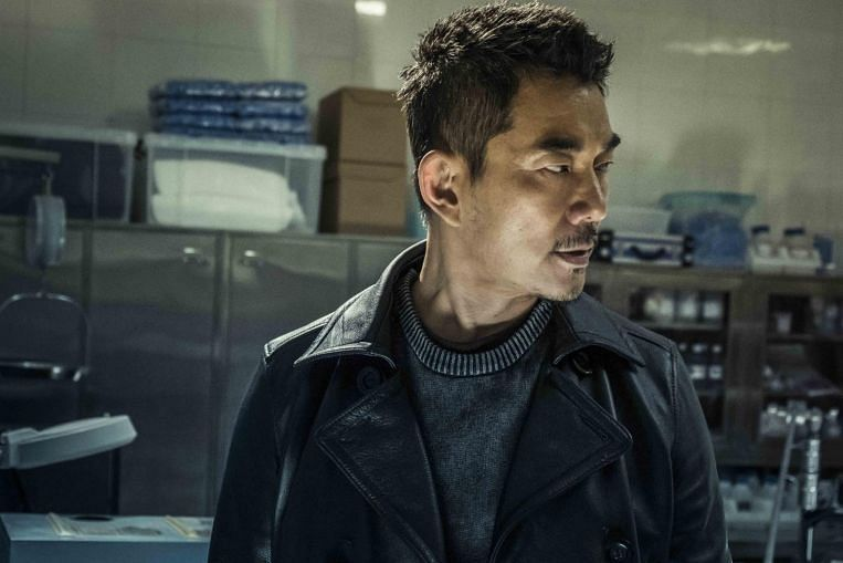 Taiwanese actor Richie Jen tore a tendon on the set of new film Bodies At Rest