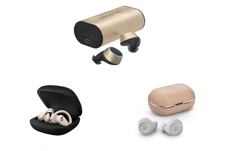 True wireless in-ear headphones roundup