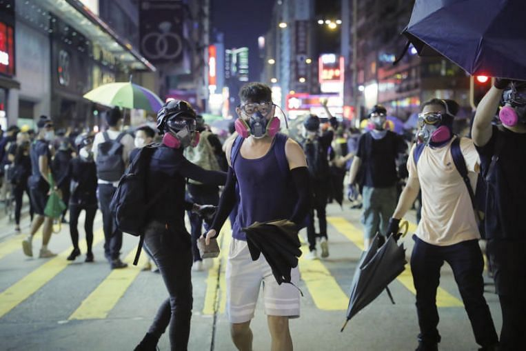 Mahathir: Hong Kong rallies show limit of 'one country, two systems' formula