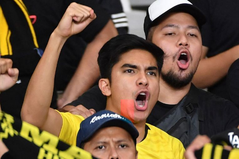Malaysian sports minister Syed Saddiq among fans quarantined after chaos broke out in Malaysia-Indonesia World Cup qualifier