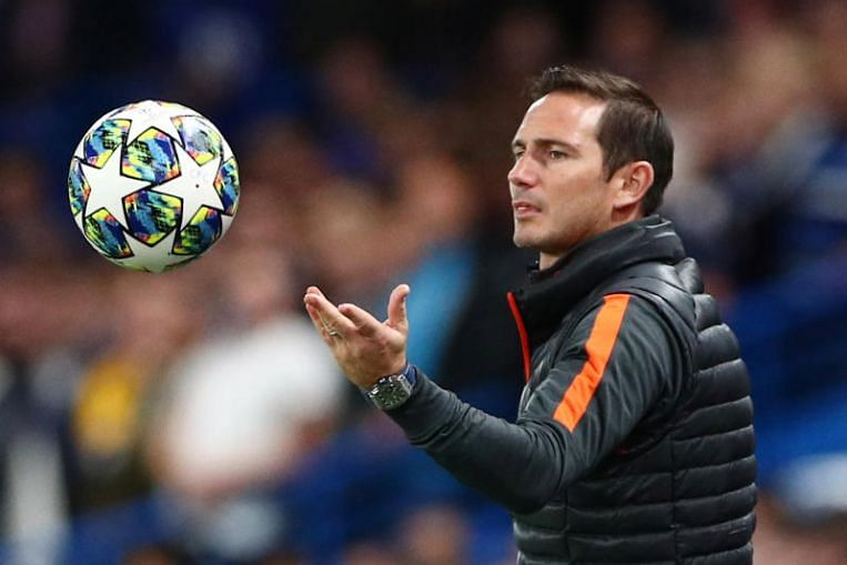 Football: Frank Lampard might be a novice manager, but he knows how the game works
