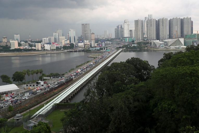 Extra 50 motorcycle lanes at Causeway won't help ease congestion, say Malaysian motorists