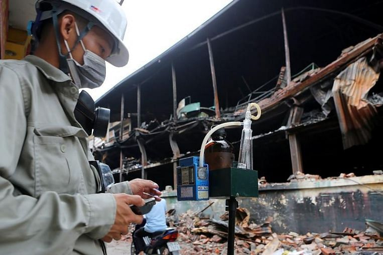 Hanoi's tap water contaminated with carcinogens, officials say