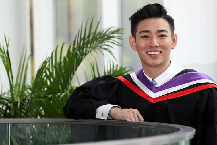 Students juggle work and school with SkillsFuture Work-Study Degree Programme at SIT