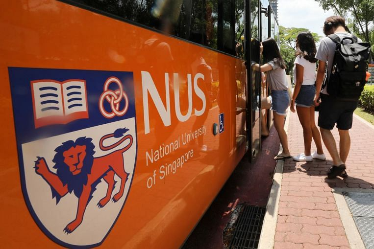 NUS senior lecturer jailed for molesting undergrad on crowded campus shuttle bus