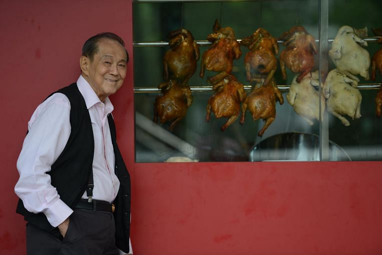 Goodbye, Mr Wee: An immigrant recounts how the owner of Wee Nam Kee became a family friend