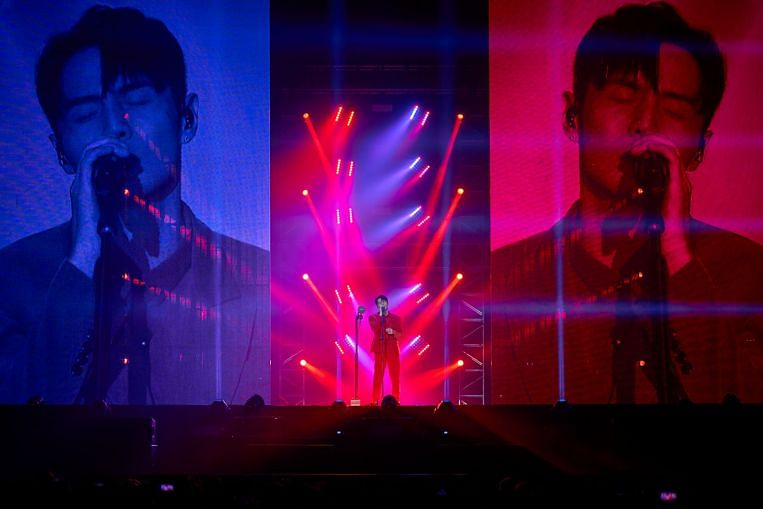 Concert review: Li Ronghao lets his music speak for itself at conceptual show