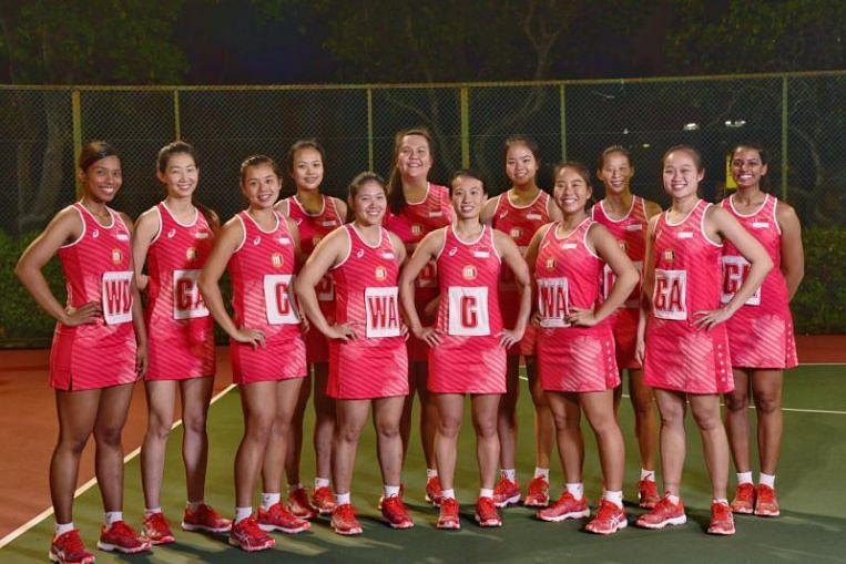 Netball: Singapore earn thrilling 54-54 draw with Namibia in first M1 Nations Cup match